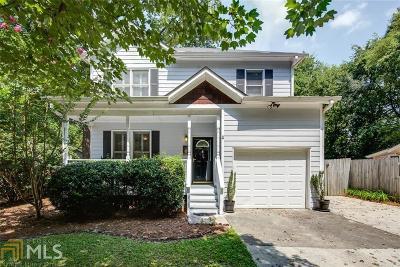 Fulton County Single Family Home New: 2657 Rosemary Street