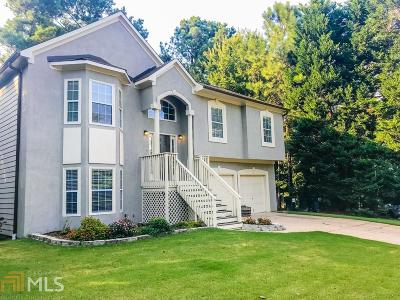 Woodstock Single Family Home New: 7044 Surrey Dr