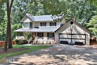 Oakwood  Single Family Home For Sale: 5152 Malisa Ridge