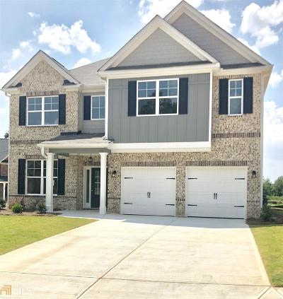 Lawrenceville Single Family Home New: 1627 Weatherbrook #18