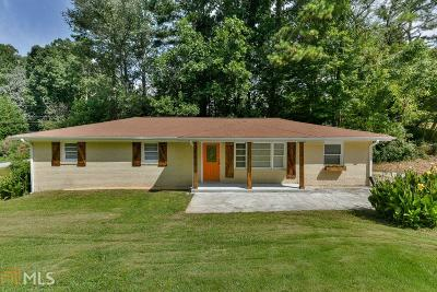 MABLETON Single Family Home New: 116 Charlotte Dr