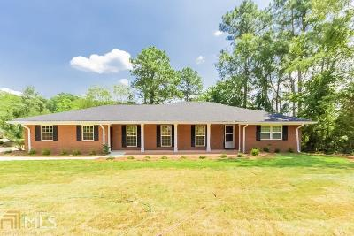 Conyers Single Family Home New: 3169 Ga Highway 20