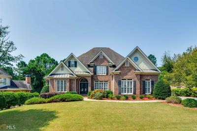Snellville Single Family Home Under Contract: 1032 Grassmeade Way