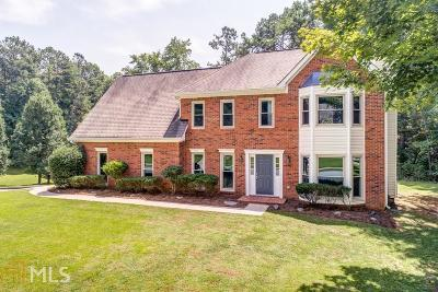 Kennesaw Single Family Home New: 1000 Peace Drive NW