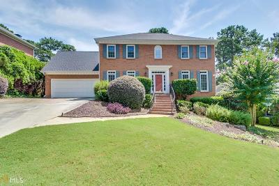 Alpharetta Single Family Home New: 9195 Mackinac