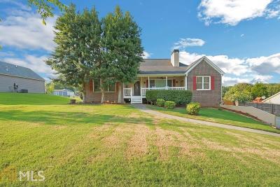 Douglasville Single Family Home New: 91 Bomar Ln