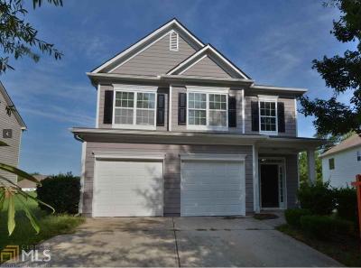 Covington Single Family Home New: 95 Thrasher Way