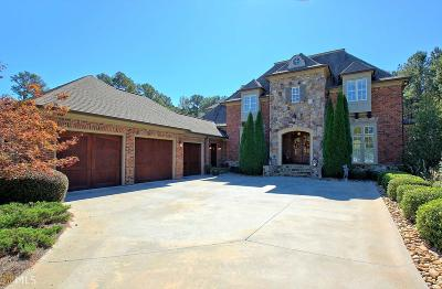 Fayetteville GA Single Family Home For Sale: $1,198,500