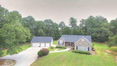 Monroe, Social Circle, Loganville Single Family Home For Sale: 5300 Haynes Creek Dr