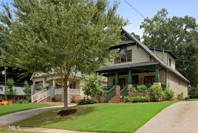 Atlanta Single Family Home New: 91 Lakeview Dr