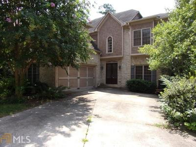 Fulton County Single Family Home New: 585 Cliftwood Ct