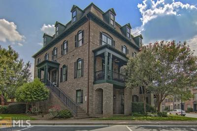 Cobb County Condo/Townhouse Under Contract: 4380 Bridgehaven Dr