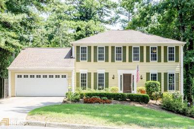 Roswell Single Family Home New: 775 Crab Orchard Ct