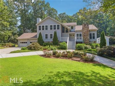 Powder Springs Single Family Home New: 360 Old Mountain Rd