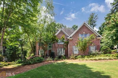 Fulton County Single Family Home New: 135 Autry Landing Way