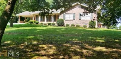 Conyers Single Family Home New: 2011 Meadowbrook Circle SW