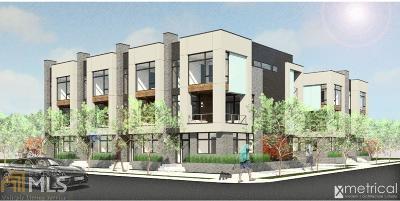 Atlanta Condo/Townhouse New: 713 Moreland Ave #2