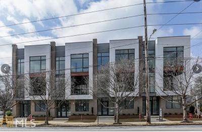 Atlanta Condo/Townhouse New: 713 Moreland Ave #4