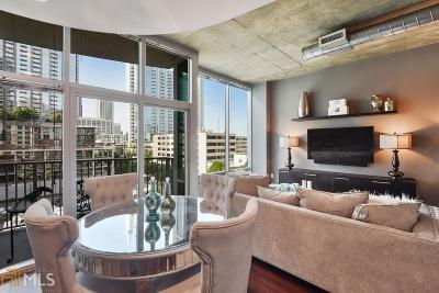 Atlanta Condo/Townhouse New: 923 Peachtree St