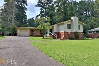 Marietta Single Family Home New: 1942 Darrell Dr