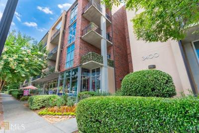 Atlanta Condo/Townhouse New: 3400 Malone Dr #207