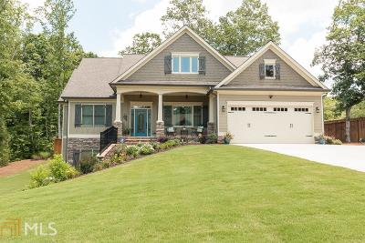 Pickens County Single Family Home For Sale: 26 Blue Bird Trl