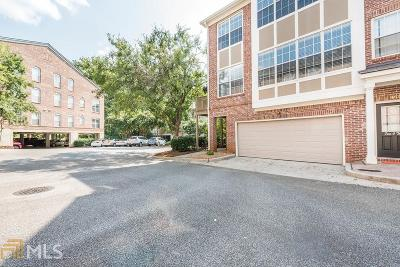 Marietta Condo/Townhouse New: 445 N Sessions St #404