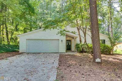 Marietta Single Family Home New: 4763 Jamerson Forest Cir