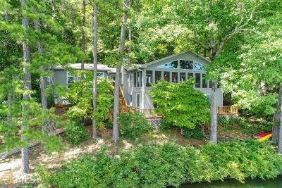 Rabun County Single Family Home For Sale: 108 Lands End Ln