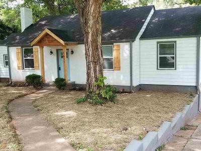 Atlanta Single Family Home New: 1611 Belmont Ave SW