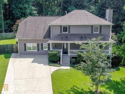 Kennesaw Single Family Home Under Contract: 3956 N Indian Cir