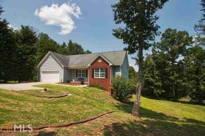 Conyers Single Family Home New: 2207 Clarendon Ct