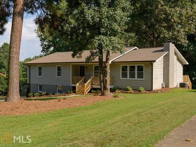 Kennesaw GA Single Family Home New: $260,000