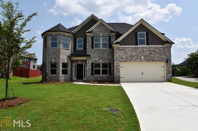 Grayson Single Family Home New: 2760 Tyler Bay #59