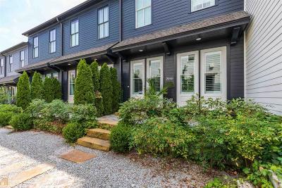 Atlanta Condo/Townhouse New: 2055 Telfair