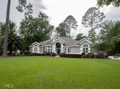 Camden County Single Family Home New: 601 Golden Rod Way