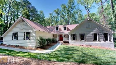 Snellville Single Family Home For Sale: 1396 Janmar Rd