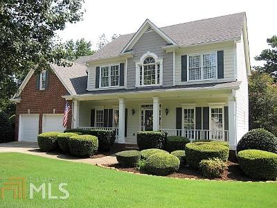 Alpharetta Single Family Home New: 2460 Clairview St