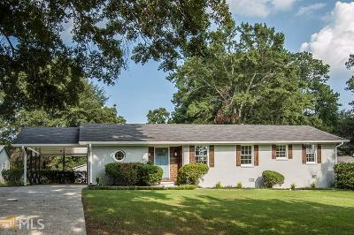 Smyrna Single Family Home New: 3515 King Springs Rd