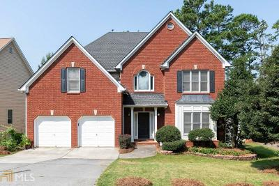 Acworth Single Family Home New: 4353 Clairesbrook Ln