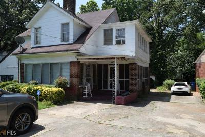 Atlanta Multi Family Home New: 1549 SW Olympian Cir