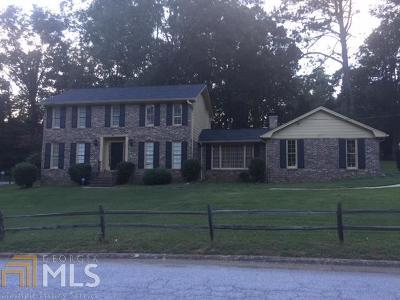 Stone Mountain Single Family Home New: 1249 Sherrington Dr