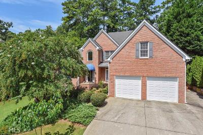 Acworth Single Family Home New: 5879 NW Brookstone Walk #34