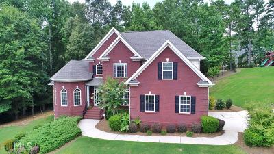 Douglasville Single Family Home New: 5796 Larch Ln