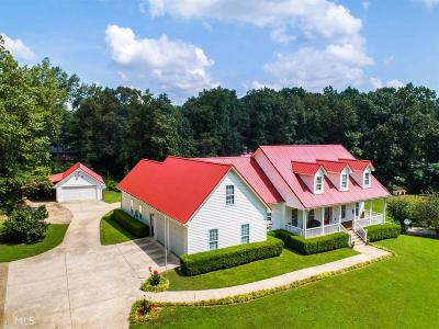 Douglasville Single Family Home New: 4251 Charley Rd
