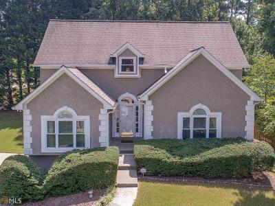 Marietta Single Family Home Under Contract: 2589 Windage Dr