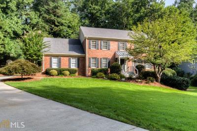 Roswell Single Family Home New: 3443 Johnson Ferry Rd