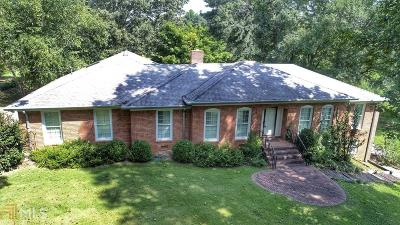 Carroll County Single Family Home New: 3200 E Highway 166