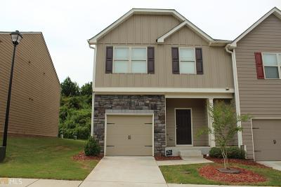 Kennesaw GA Condo/Townhouse New: $204,000