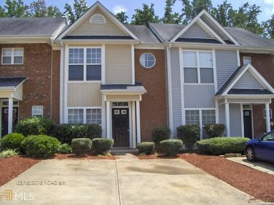 Dawsonville Condo/Townhouse Under Contract: 197 Pearl Chambers Dr